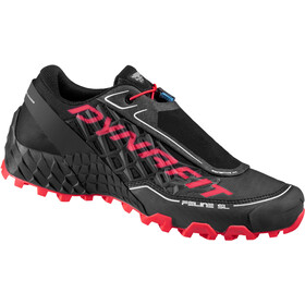 Dynafit Feline SL Schoenen Dames, black/fluo pink